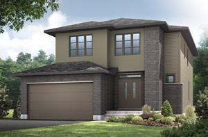 New home in BRISCOE in Millers Crossing in Carleton Place, 2,134 SQ FT, 3 Bedroom, 2.5 Bath, Starting at 469,000 - Cardel Homes Ottawa