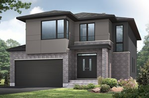 New home in BRISTOL in Creekside, 2,646 SQ FT, 4 Bedroom, 2.5 Bath, Starting at 579,000 - Cardel Homes Ottawa