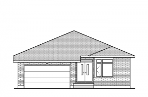 Decker-A3-modern-urban-700x460 Elevation - 1,904 sqft, 2 Bedroom, 2 Bathroom - Cardel Homes Ottawa