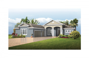 New home in GALANTE in Bexley, 3,062 - 3,196 SQFT, 4 Bedroom, 3 Bath, Starting at 519,990 - Cardel Homes Tampa