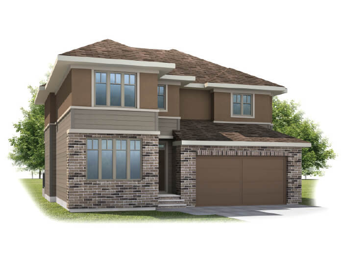 New home in HARMON in Shawnee Park, 2,448 SQFT, 3 Bedroom, 2.5 Bath, Starting at 790,000 - Cardel Homes Calgary