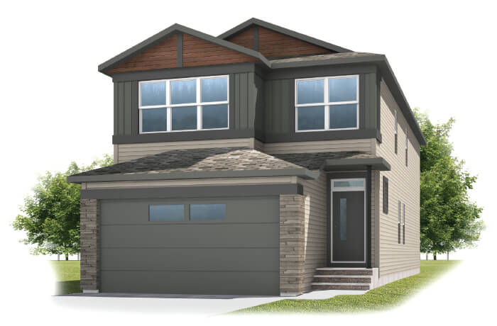 New home in SABAL 2 in Savanna, 2,313 SQFT, 4 Bedroom, 2.5 Bath, Starting at 550,000 - Cardel Homes Calgary