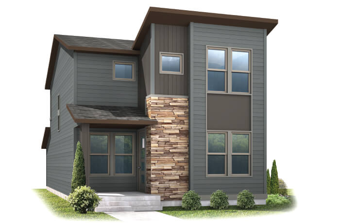 New home in VOLETTA in Westminster Station, 1,554 SQFT, 2 Bedroom, 2.5 Bath, Starting at 441,900 - Cardel Homes Denver