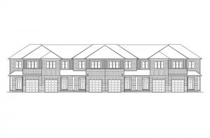Forest - Alder - Elevation A Elevation - 2,237 sqft, 3 Bedroom, 2.5 Bathroom - Cardel Homes Ottawa