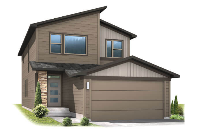New home in JETT in Westminster Station, 2,039 SQFT, 3 Bedroom, 2.5 Bath, Starting at 505,900 - Cardel Homes Denver