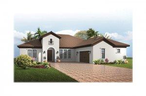 TorianaAltMizner-700x460-2018 Elevation - 2,514 - 2,874 sqft, 3 - 4  Bedroom, 2.5 - 3 Bathroom - Cardel Homes Tampa