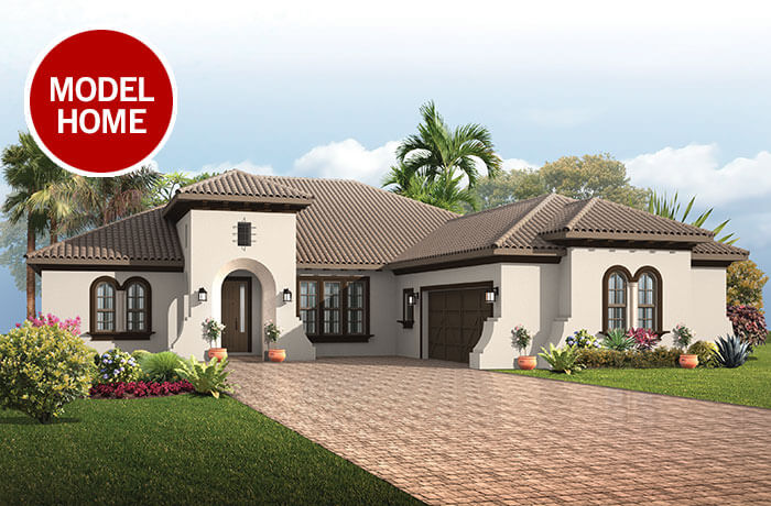 New home in TORIANA in Lakewood Ranch, 2,514 - 2,874 SQFT, 3 - 4  Bedroom, 2.5 - 3 Bath, Starting at 574,990 - Cardel Homes Tampa