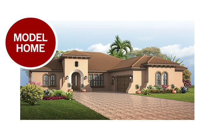 New home in TORIANA in Lakewood Ranch, 2,514 - 2,874 SQFT, 3 - 4  Bedroom, 2.5 - 3 Bath, Starting at 679,990 - Cardel Homes Tampa