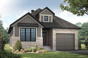 New home in LUCCA in Blackstone in Kanata South, 1,389 SQ FT, 2 Bedroom, 2 Bath, Starting at 451,000 - Cardel Homes Ottawa