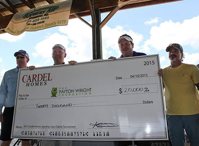 cardel-homes-tampa-golf-donation