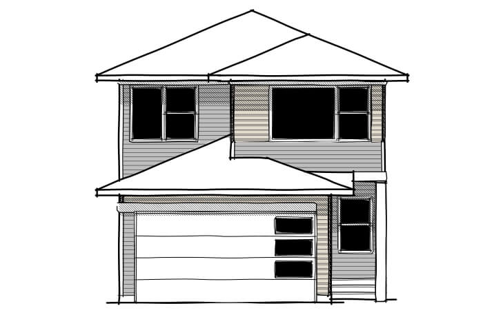 New home in EMERGE in Walden, 1,994 SQFT, 3 Bedroom, 2.5 Bath, Starting at 480,000 - Cardel Homes Calgary