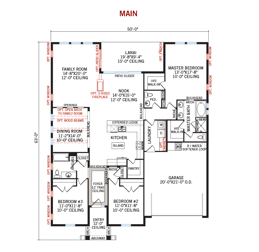 New Tampa Single Family Home Quick Possession Avalon Floorplan in Country Walk, located at 4954 DIAMONDS PALM LOOP<br />