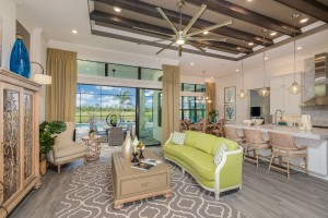 Toriana - Tuscan Gallery - Lakewood Ranch Toriana 5217  - 2,514 - 2,874 sqft, 3 - 4  Bedroom, 2.5 - 3 Bathroom - Cardel Homes Tampa