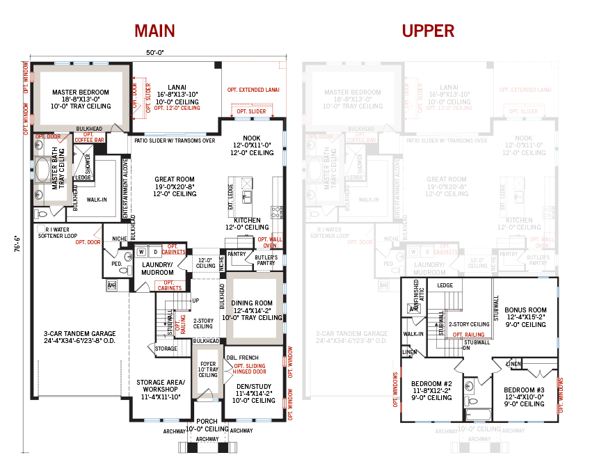 New Tampa Single Family Home Quick Possession Endeavour 2 Floorplan in FishHawk Ranch, located at 5807 Jasper Glen DRIVE<br />