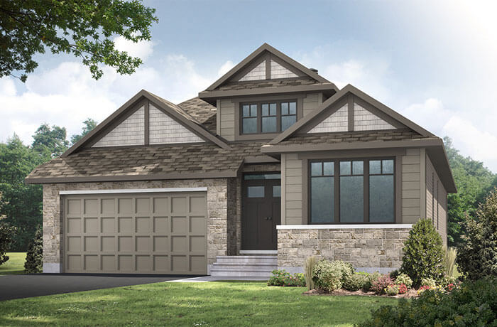 New home in DEXTER in Blackstone in Kanata South, 1,850 SQFT, 2 Bedroom, 2 Bath, Starting at 801,000 - Cardel Homes Ottawa