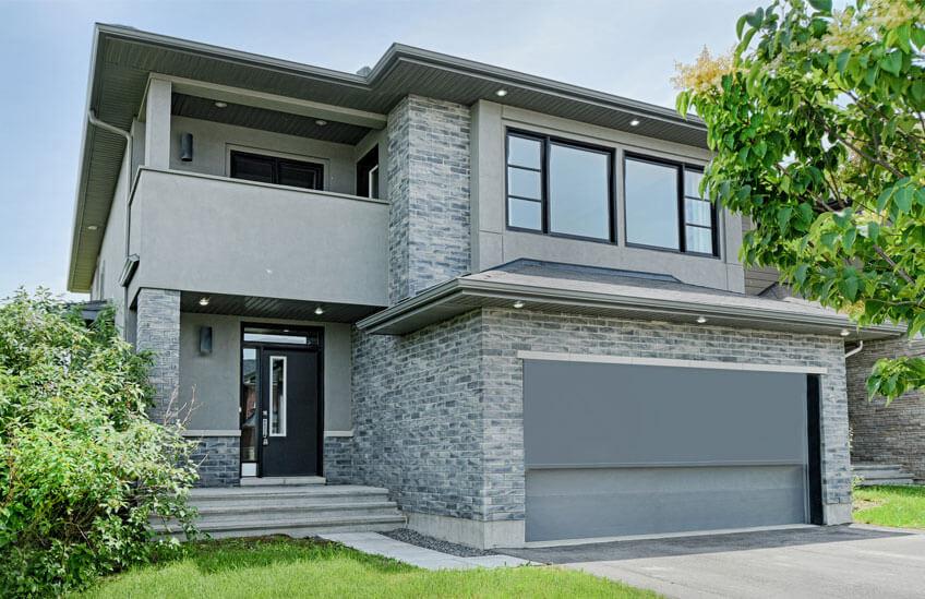 New Ottawa Single Family Home Quick Possession Inverness 2 in Blackstone in Kanata South, located at 100 Westphalian Avenue, Kanata Built By Cardel Homes Ottawa