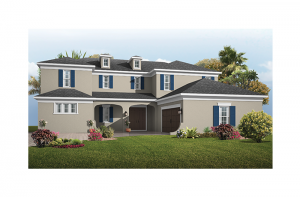 New home in SOUTHWIND in Bexley, 3,319 SQFT, 4 - 5 Bedroom, 3.5 - 5.5 Bath, Starting at 514,990 - Cardel Homes Tampa