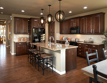 The Casella - 2,400 sq ft - 3 bedrooms - 2.5 Bathrooms -   - Cardel Homes Denver
