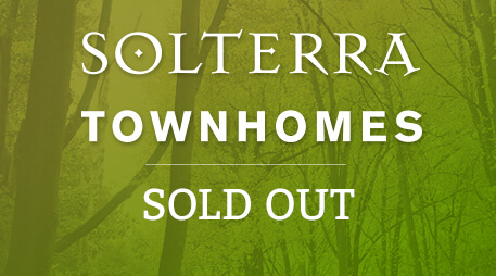 Solterra Townhomes Final filing now selling! Discover low-maintenance living in Solterra