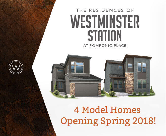 The Residences Of WestMinster Station at Pomponio Place