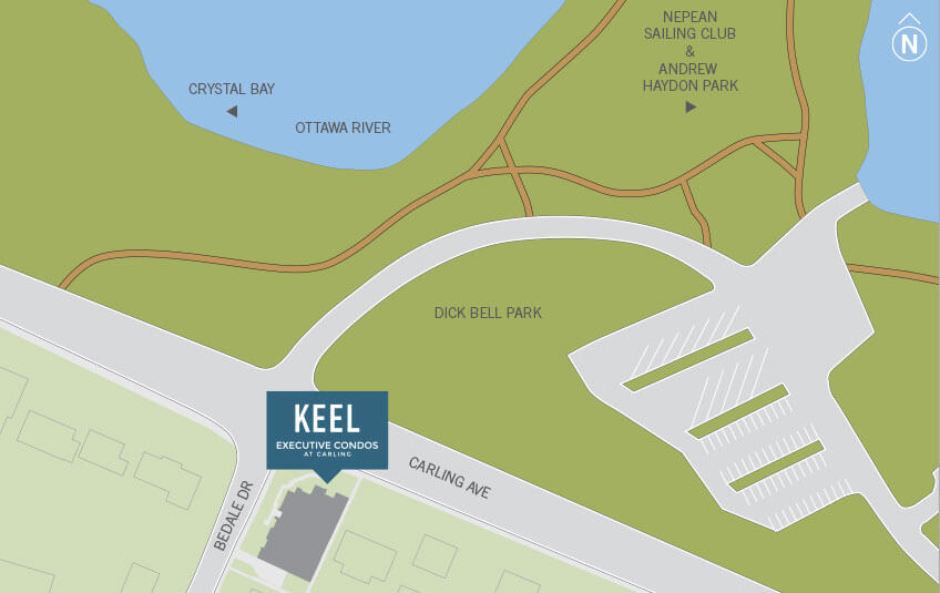 Keel-Condos-Area-Map