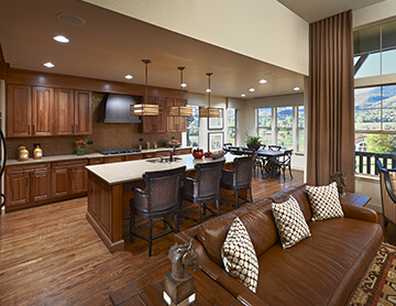 The Durango - 2,400 sq ft - 3 bedrooms - 2.5 Bathrooms -   - Cardel Homes Denver