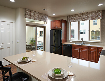 The Turin - 1,200 sq ft - 2 bedrooms - 2 Bathrooms -  Visit this home in Solterra  - Cardel Homes Denver