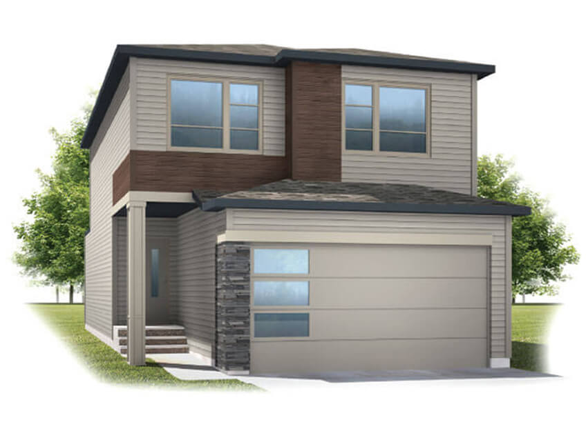 New home in INVIS 2 in Walden, 1,710 SQFT, 3 Bedroom, 2.5 Bath, Starting at 460,000 - Cardel Homes Calgary