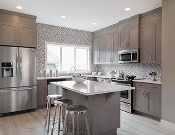 The Indigo 2 - 1,534 sq ft - 3 bedrooms - 2 Bathrooms -  Visit this home in Walden  - Cardel Homes Calgary