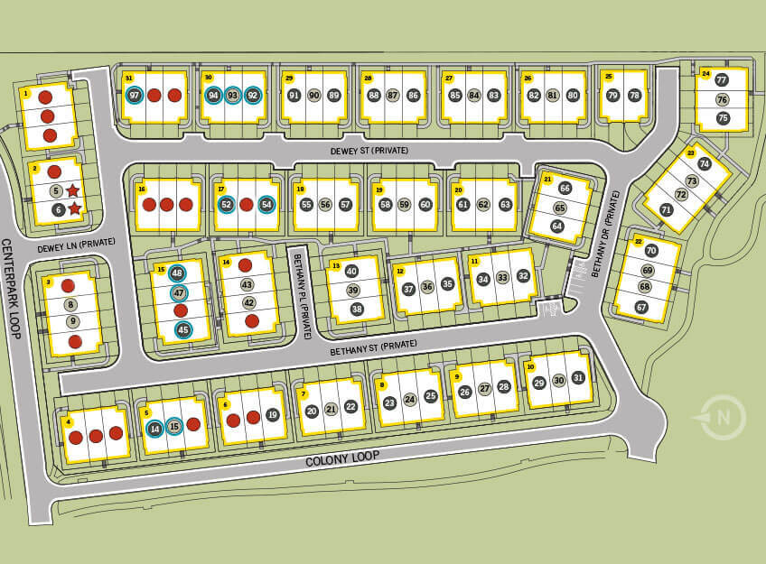LC-MP-317-Lincoln-Creek-Townhomes-Map