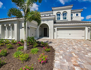 The Palazzo - 3,730 - 3,788 sq ft - 3-5 bedrooms - 3-4 Bathrooms -  View Community  - Cardel Homes Tampa
