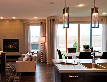 The Inverness 2 - 2,148 sq ft - 3 bedrooms - 2.5 Bathrooms -   - Cardel Homes Ottawa
