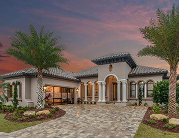 The Dolcetto 3 - 3,807 sq ft - 3 bedrooms - 3 Bathrooms -  View Community  - Cardel Homes Tampa