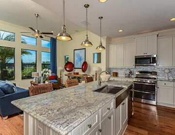 The Palmetto 2 - 2,800 - 2,855 sq ft - 4-6 bedrooms - 2.5-4.5 Bathrooms -  Visit this home in Fishhawk Ranch  - Cardel Homes Tampa