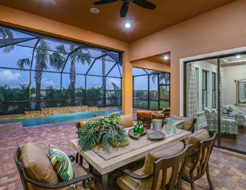 The St Lucia - 3,336 sq ft - 4-5 bedrooms - 3 Bathrooms -  Visit this home in Bexley  - Cardel Homes Tampa