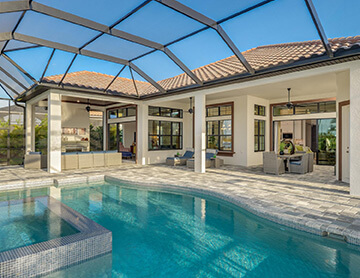 The Toriana - 2,514 - 2,874 sq ft - 3-4 bedrooms - 2.5-3 Bathrooms -  Visit this home in Lakewood Ranch  - Cardel Homes Tampa