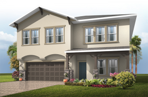 New home in NEWHAVEN in Sandhill Ridge, 2,550 SQFT, 4 Bedroom, 2.5 Bath, Starting at  - Cardel Homes Tampa