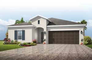 Northwood - Traditional Cottage Elevation - 2,200 sqft, 2-3 Bedroom, 2-3 Bathroom - Cardel Homes Tampa
