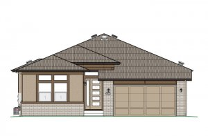 DVR_RR_PEBBLE-BEACH-Elevation-C-Modern-Prairie-700X460 Elevation - 2,057 sqft, 2 Bedroom, 2.5 Bathroom - Cardel Homes Denver