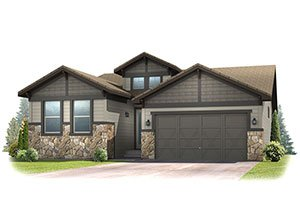 New home in PEBBLE BEACH in The Ridge, 2,057 SQ FT, 2 Bedroom, 2.5 Bath, Starting at  - Cardel Homes Denver