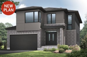 New home in BRISTOL in Blackstone in Kanata South, 2,646 SQ FT, 4 Bedroom, 2.5 Bath, Starting at 577,000 - Cardel Homes Ottawa