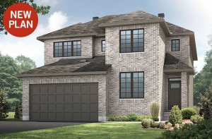 New home in NICHOLS in Blackstone in Kanata South, 2,456 SQ FT, 4 Bedroom, 2.5 Bath, Starting at 560,000 - Cardel Homes Ottawa
