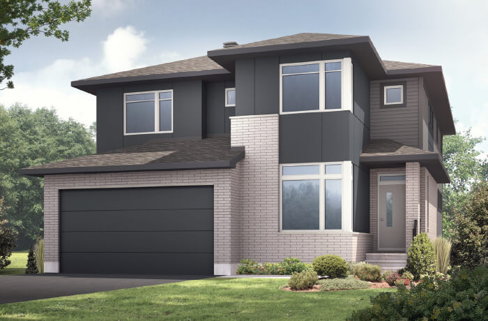 New home in NICHOLS in Blackstone in Kanata South, 2,456 SQFT, 4 - 5 Bedroom, 2.5 - 3.5 Bath, Starting at 846,000 - Cardel Homes Ottawa
