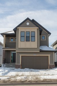 719 Shawnee DR SW_01  Calgary Single Family Home Quick Possession Preston in Shawnee Park, located at 719 Shawnee Drive SW Built By Cardel Homes Calgary