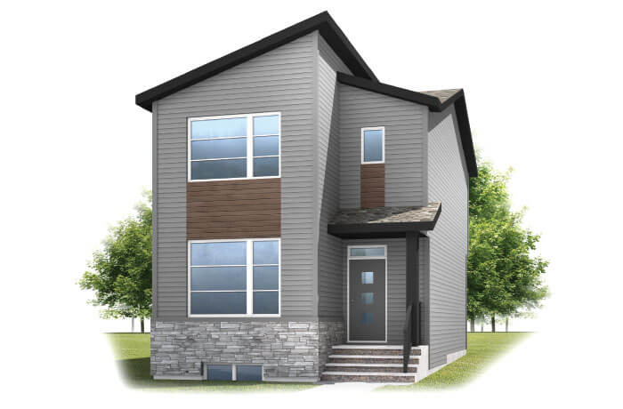 New home in ALDER 2 in Walden, 1,408 SQFT, 3 Bedroom, 2.5 Bath, Starting at 360s - Cardel Homes Calgary