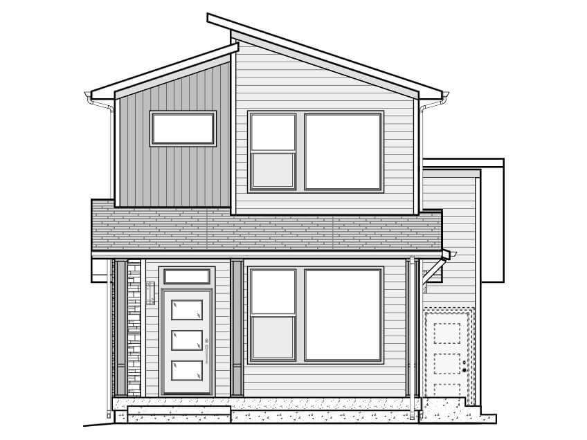 New Denver Single Family Home Quick Possession Colette in Westminster Station, located at 6815 Canosa Street Built By Cardel Homes Denver