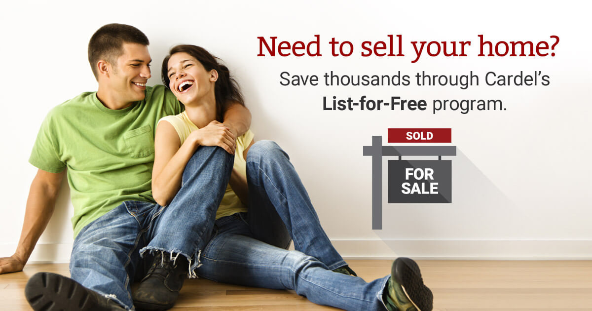 Need To Sell Your Home In Calgary List For Free With Cardel