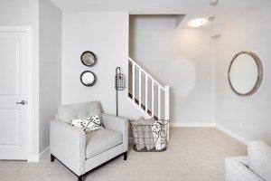 Alder 2 - F1 Gallery - cardel homes calgary walden alder 2 model home 02 - 1,408 sqft, 3 Bedroom, 2.5 Bathroom - Cardel Homes Calgary
