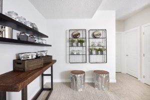 Alder 2 - F1 Gallery - cardel homes calgary walden alder 2 model home 03 - 1,408 sqft, 3 Bedroom, 2.5 Bathroom - Cardel Homes Calgary