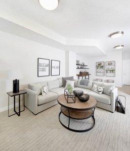 Alder 2 - F1 Gallery - cardel homes calgary walden alder 2 model home 04 - 1,408 sqft, 3 Bedroom, 2.5 Bathroom - Cardel Homes Calgary